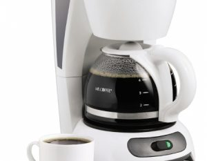 Mr. Coffee 4 Cup Switch Coffee Maker