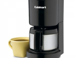 CuisinArt DCC-450 BK 4-Cup Coffee Maker