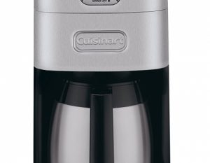 Cuisinart DGB-650BC Grind-and-Brew Thermal 10-cup Automatic Coffee Maker