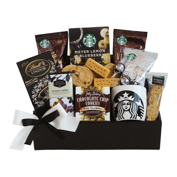 Coffee Gift Basket Ideas