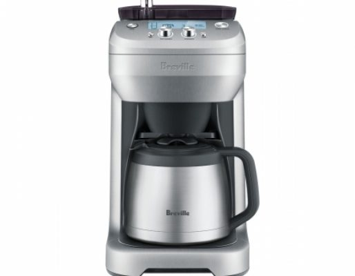 Breville BDC650BSS Coffee Maker with Burr Grinder