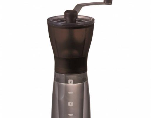 """Hario Ceramic Coffee Mill """"Mini-Slim Plus"""""""