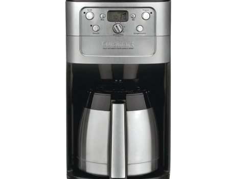 Cuisinart DGB-900BC with Grinder & Brew Thermal 12 Cup Automatic Coffee Maker